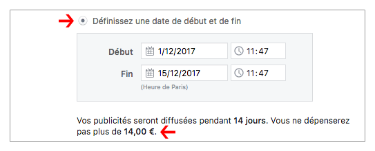 Facebook-annonce-payante-date-debut-fin